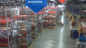 McKESSON distribution center