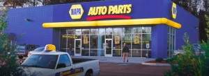 NAPA Auto Parts - distribution center