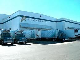 Food Services Of America Distribution Centers