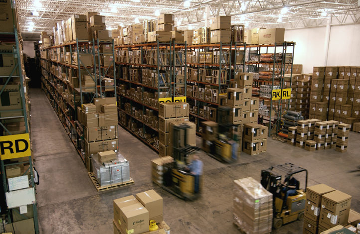Why Working At A Distribution Center Is Different Than A