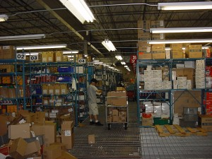 S.P. Richards Co. distribution center