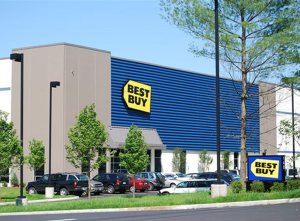 best buy distribution center