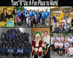 Toys R US Babies R US work