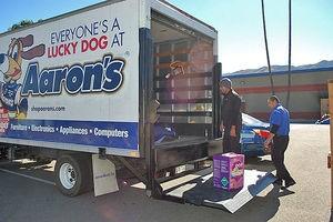 Aaron's Inc distribution center