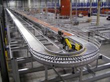Autopart international Distribution center
