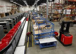 IDEXX laboratories distribution center