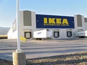 IKEA distribution center