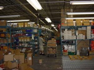 S.P. Richards Co. distribution center